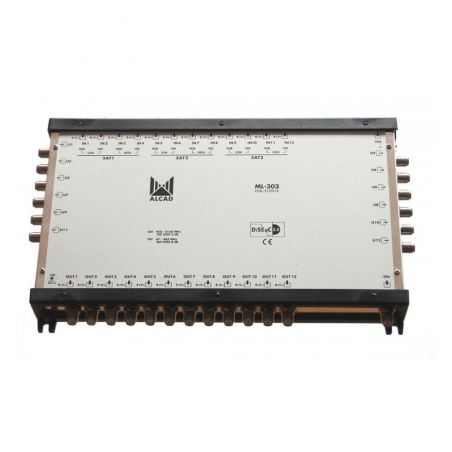 Alcad ML-303 13x12 cascadable multiswitch