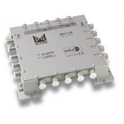Alcad MU-110 5x4 final multiswitch