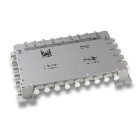 Alcad MU-130 Multiconmutador final 9x4