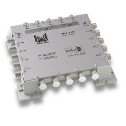 Alcad MU-310 Multiconmutador final 5x8