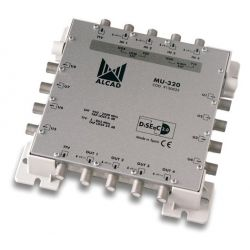 Alcad MU-320 5x8 cascadable multiswitch