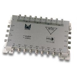 Alcad MU-341 Multicommutateur cascadable actif 9x8