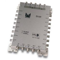 Alcad MU-620 5x16 cascadable multiswitch