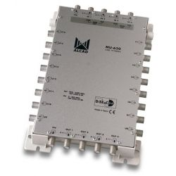 Alcad MU-620 Multicommutateur cascadable 5x16