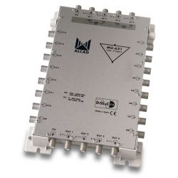 Alcad MU-621 Cascadable multiswitch, 5x16 actif