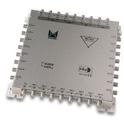 Alcad MU-641 Multicommutateur cascadable actif 9x16