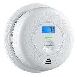SC01 - Detector de CO y humo autónomo X-Sense, Duración de…