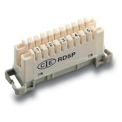 Alcad RE-500 Disconnection module for 5 pairs