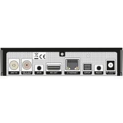 Edision OS NINO Linux Combo DVB-S2/T2 H265