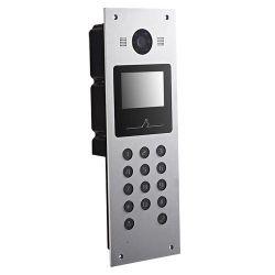 Safire SF-VI120E-IP - Videoportero IP para apartamentos, Cámara 1.3 Mpx |…