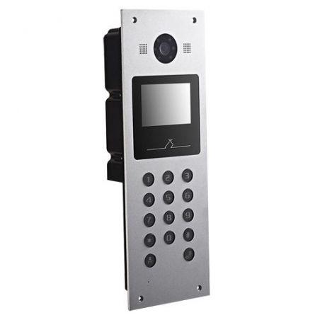 Safire SF-VI120E-IP - Videoportero IP para apartamentos, Cámara 1.3 Mpx  …