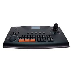 Uniview UV-KB-1100 - Uniview IP Keyboard, Double interface: direct or…