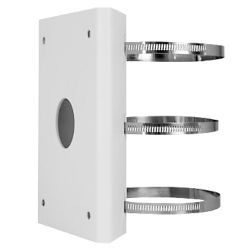 Uniview UV-TR-UP08-A-IN - Pole bracket, For UNIVIEW cameras, Valid for exterior…