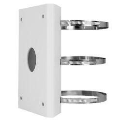 Uniview UV-TR-UP08-A-IN - Soporte de mástiles, Para cámaras UNIVIEW, Apto para…