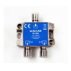 Alcad DI-203 Distribuidor FI 2 saídas com PC
