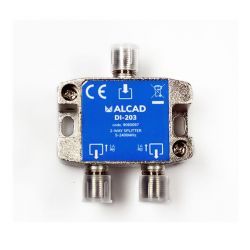 Alcad DI-203 IF splitter 2 outputs with DC path