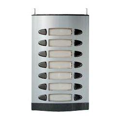 Alcad MPD-007 7 double push-button panel