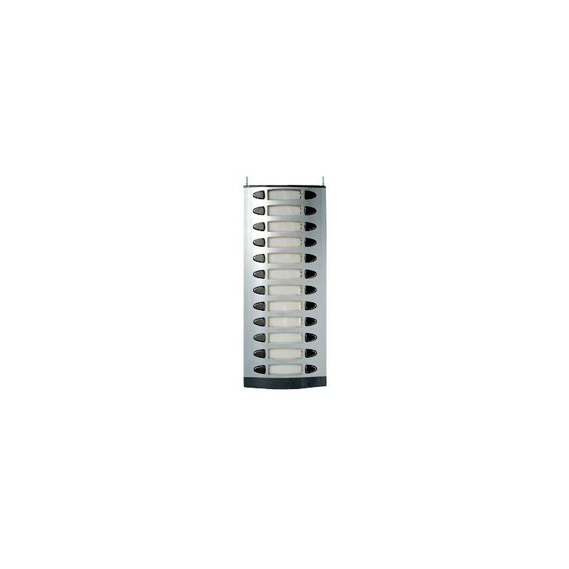 Alcad MPD-012 12 double push-button panel