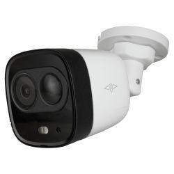 X-Security XS-B040PIRL-5PHAC - Cámara bullet HDCVI, Gama PRO Active Deterrence,…