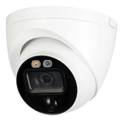 X-Security XS-T980PIRL-5PHAC - HDCVI turret camera, Active Deterrence Pro Range,…