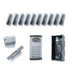 Alcad KAD-41005 Kit 5 pulsadores dobles 4+n