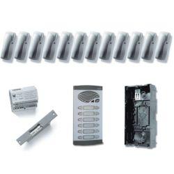 Alcad KAD-41006 Kit 6 pulsadores dobles 4+n