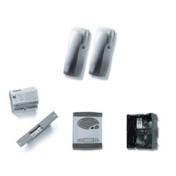 Alcad KAD-47001 Kit 1 bouton-pouss.doub.numerique 2 fils