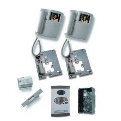 Alcad KVD-47201 Kit video 1 puls.doble dig.color coaxial