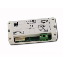 Alcad CCV-001 Adaptateur de camera externe a 2 fils