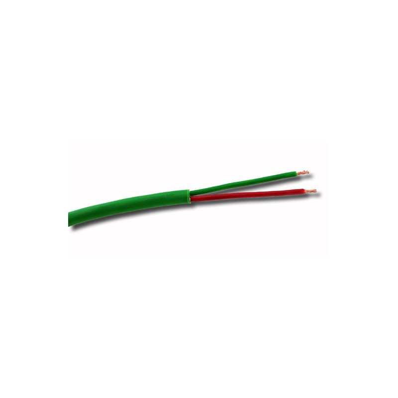 Alcad CAB-307 Cable 2x1 mm2  ecrante optimisee