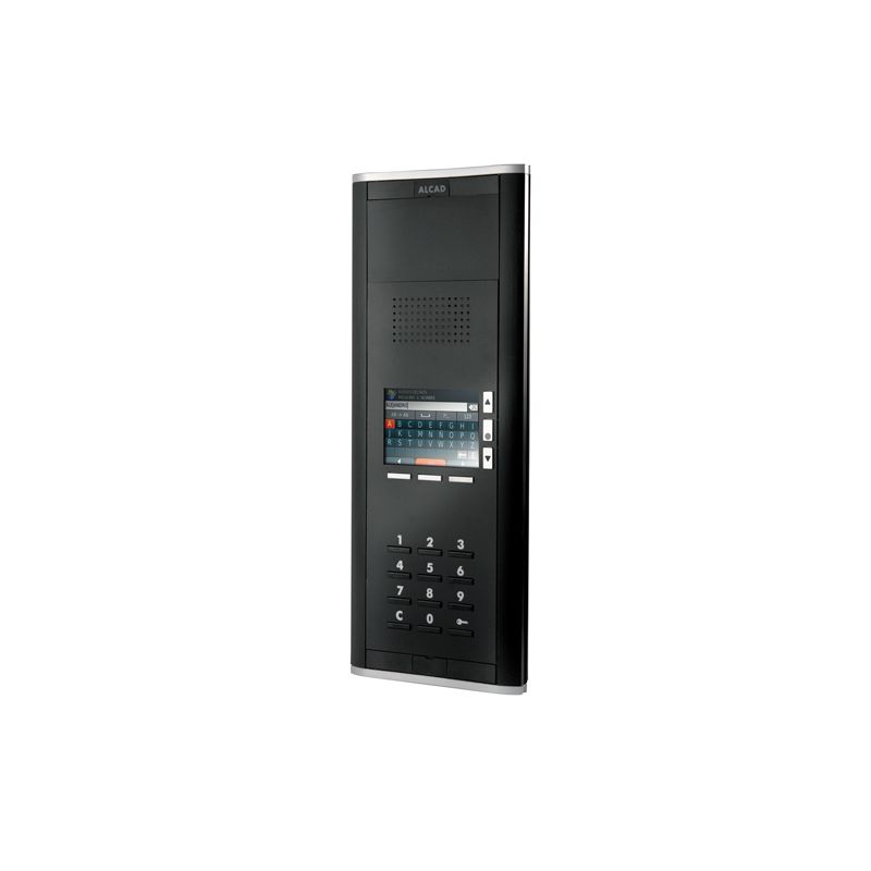 Alcad PAK-54010 Iblack.placa teclado.tft.2 hilos.cancela