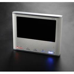 Alcad MVC-131 Monitor manos libres 2h color. bucle mag