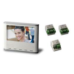 Alcad KMC-13000 Conjunto monitor supl. color mvc-130