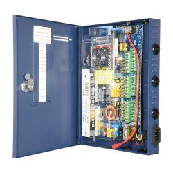 PD-250-18-SLIM - Slim power distribution box, 1 AC input 220 V 5OHz, 18…