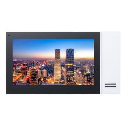 "XS-V2421M-IP-POE - Monitor para Videoportero, Pantalla TFT de 7\"", Audio…"