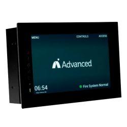"""Advanced ADV-TOUCH-10 - Repetidor de tela táctil Advanced, Tela de 10\"""" 720p,…"""