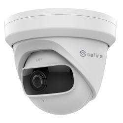 Safire SF-IPT180UWH-4U-WIDE - Câmara IP Turret de ângulo amplo, 4 Mpx (2688 ×…