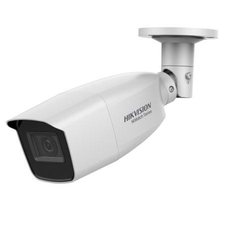Hiwatch HWT-B358-Z - Cámara Hikvision 5Mpx PRO, 4 en 1 (HDTVI / HDCVI /…