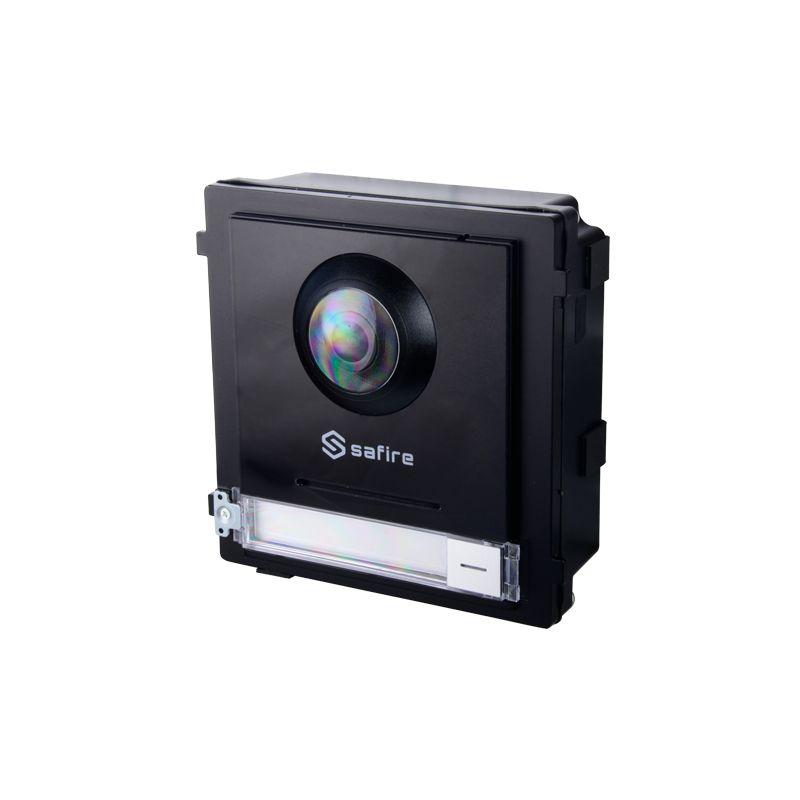 Safire SF-VIMOD-CAM-2 - Videoporteiro 2 fios Safire, Câmara 2Mpx, Áudio…