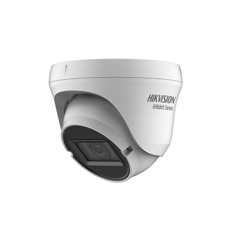 Hiwatch HWT-T358-Z - Cámara Hikvision 5Mpx PRO, 4 en 1 (HDTVI / HDCVI /…
