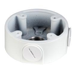 Dahua PFA13A-E - Caixa de conexões, Para câmaras dome, Apto para uso…