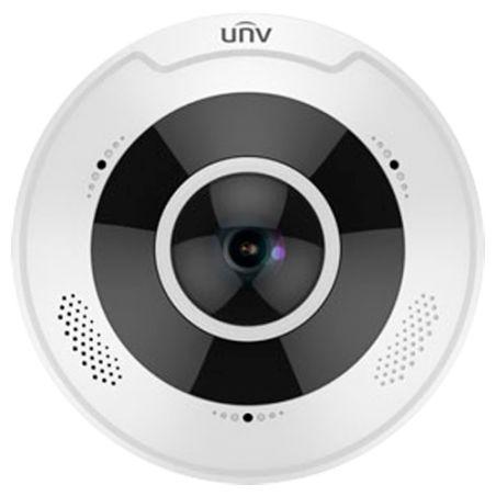 "Uniview UV-IPC868ER-VF18-B - Câmara IP fisheye 12 Megapixel, 1/1.7\"" Progressive…"