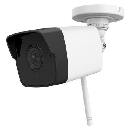 "Hiwatch HWI-B120-D/W - Câmara Wi-Fi IP 2 Megapixel, 1/2.8\"" Progressive Scan…"