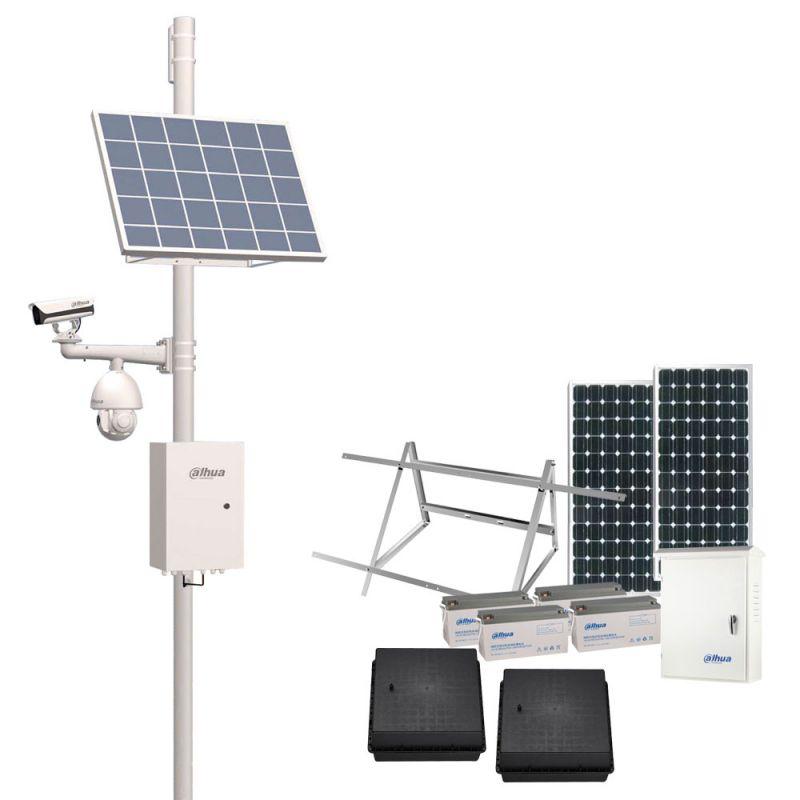 Dahua DAHUA Solar panel power system for CCTV systems