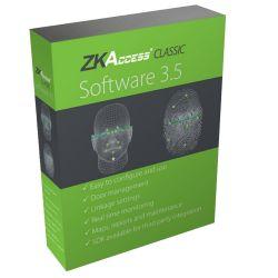 Zkteco ZK-ACCESS-SOFT50 - Licencia software control de acceso, Ampliación a 50…