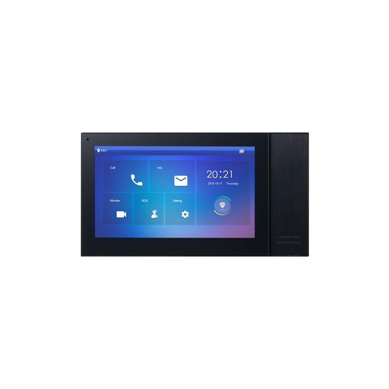 "X-Security XS-V2421M-IP-POE-B - Video Intercom Monitor, 7\"" TFT Screen, Bidirectional…"