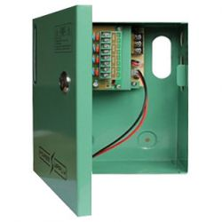 Airspace SAM-2517 Fuente alimentacion ups 4 canales 12v 4a ac100-240v