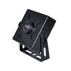 Airspace SAM-2873A Mini camara hdcvi pinhole 2mp 10800p 2.8mm 12v 4en1