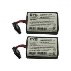 Visonic VISONIC-90 Kit 2xbat 103-304742&cable