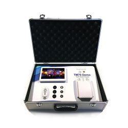 Paradox BTM70 Maletin demo c/central magellan mg5050. teclado tactil tm70